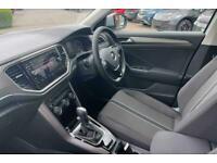 2021 Volkswagen T-ROC HATCHBACK 1.5 TSI EVO SE 5dr DSG Auto SUV Petrol Automatic