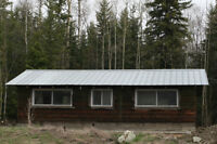 Very affordable home near lakes by Quesnel