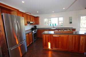 LAKE FRONT - STUNNING DESIGN PORTERS LAKE HOME 1.5 Acre Lot!