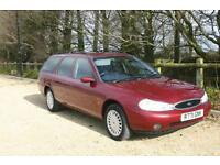 AUTOMATIC ESTATE Ford Mondeo 2.0i Ghia done 83328 Mile with FULL SERVICE HISTORY
