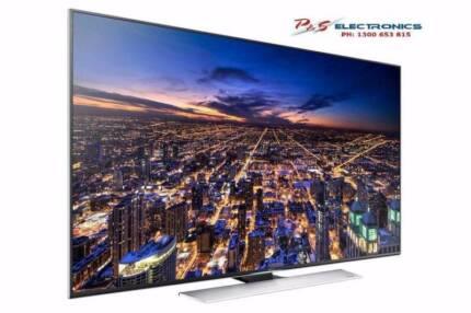 Samsung 65″ 4K Ultra HD Smart 3D LED-LCD TV - UA65HU8500