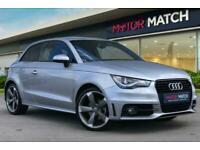 2014 Audi A1 S LINE BLACKEDITION TFSI SA Semi Auto Hatchback Petrol Automatic