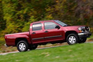 2008 GMC Canyon Pickup Truck
