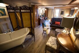 Housekeeper for busy Boutique hotel in Clapham