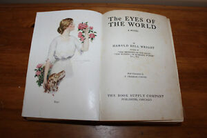 The Eyes of the World Harold Bell Wright 1914 London Ontario image 2