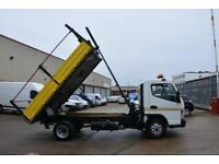 3.0 7C15 34 2D 148 BHP 7500KG RWD AUTOMATIC TWIN WHEEL DIESEL TIPPER