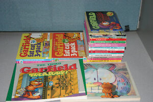 Garfield Book Collection PRICE REDUCED