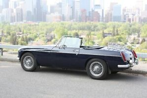 1964 MGB ROADSTER MARK 1 ONLY 34,373 MILES
