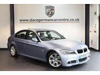 2010 10 BMW 3 SERIES 2.0 318D M SPORT 4DR 141 BHP DIESEL
