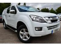2014 Isuzu D max 2.5TD Yukon Double Cab 4x4 Vision Pack 5 door Pick Up