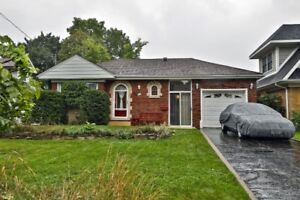 3 + 2 bedroom Bungalow for Sale in Beautiful Picturesque Dundas.