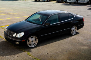 Maintained - Solid - Classic - 2001 Lexus GS 430