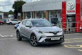 image for 2018 Toyota C-HR HATCHBACK 1.8 Hybrid Design 5dr CVT Auto SUV Petrol/Electric Hy