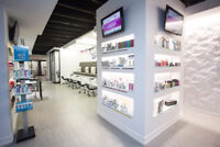 Salon Assistant Employment at High-End Salon and Spa