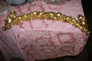 New Decorative Gold Swag (over doorway, pic frame or wall)