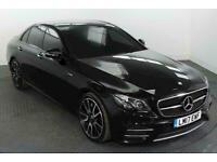 2017 Mercedes-Benz E Class 3.0 E43 V6 AMG (Premium Plus) Saloon 4dr Petrol G-Tro