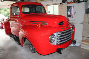 Camion / Truck Ford  F-47 1948
