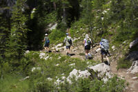 Fun hikes, amazing places! Enjoy the  great outdoors!