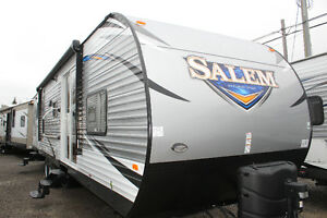 2017 FOREST RIVER SALEM 36BHBS