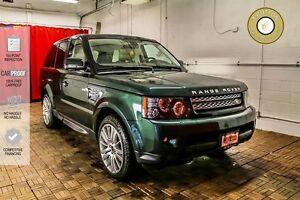 2012 Land Rover Range Rover Sport V8 HSE Kingston Kingston Area image 1