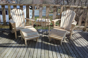 Adirondack Deck Lawn Furniture