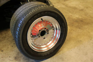 wanted Center-Line rims - Chev/Ford bolt pattern