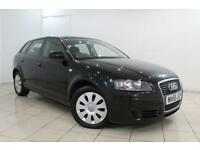 2006 55 AUDI A3 1.6 SPECIAL EDITION 8V 5DR 101 BHP