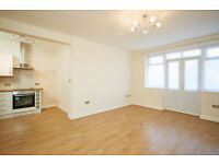 Maida Vale. Bright and spacious newly refurbished two double bedroom flat with balcony.