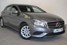 2013 63 MERCEDES-BENZ A CLASS 1.5 A180 CDI BLUEEFFICIENCY SE 5D 109 BHP DIESEL