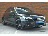 2016 Audi A1 1.6 TDI Black Edition Sportback (s/s) 5dr Hatchback Diesel Manual