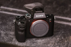 Sony A7R II Body Mirrorless Camera for sale