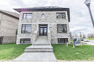 BRAND NEW LUXURY HOME FOR SALE IN COTE-ST-LUC