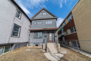 3 Bedroom Upper Unit on Sherbrook Street