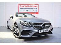 Mercedes-Benz E400 3.0 333Bhp Premium Plus 4MATIC 9G-T AMG
