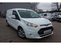 New Ford Transit Connect L2 1.5TDI Limited 120ps LWB Van *From £169+VAT p/m**