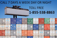 Sudbury ACCURATE SHIPPING CONTAINERS FOR STORAGE