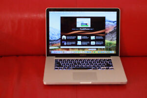 "15"" MacBook Pro – Mid 2012 Model – 8gb memory – Fast and clean"