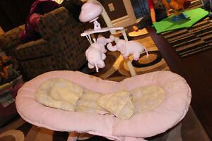 Summer Infant Deluxe Soft Embrace Comfort Bouncer London Ontario image 2