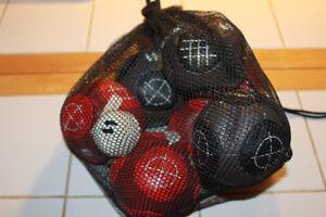 Set Of Boccia Balls