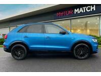 2017 Audi Q3 S LINE BLACK ED TDI QUATTRO SUV Diesel Manual