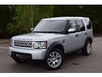 2010 60 LAND ROVER DISCOVERY 2.7 4 TDV6 COMMERCIAL 1D 190 BHP DIESEL