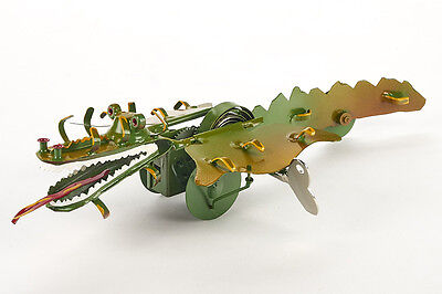 Lot 170701 Tucher Blech Original (Tucher & Walther)  T027 Flügelschl. Drache,OVP