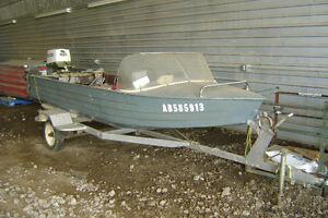 40 Horse Jet Boat