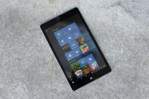 "NuVIsion 8"" Windows 10 Tablet"