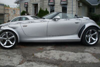 2001 Plymouth Prowler décapotable Coupé (2 portes)