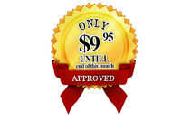 LOOK! ONLY $9.95 Commissioner SEALS, OATHS, AFFIDAVITS, + more
