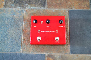 Vox Satchurator distortion $65 no trades