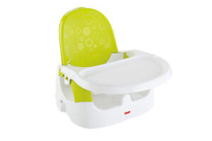 Fisher-Price Quick-Clean 'n Go Portable Booster