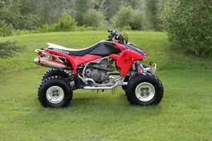 Honda Racing Quad TRX 450R