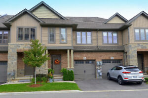 Stunning Townhouse for Lease in Stoney Creek Steps to Lake ON
